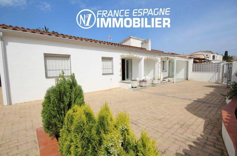 maison costa brava, ref.911, villa 1 (séjour, 2 chambres), possibilité piscine