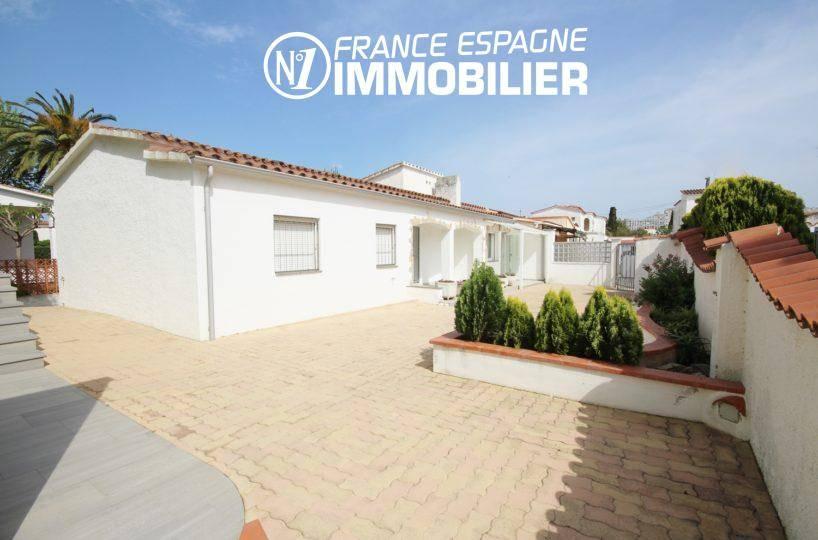 maison à vendre à empuriabrava, ref.911, villa 1 (sur 2) sur parcelle de 400 m²