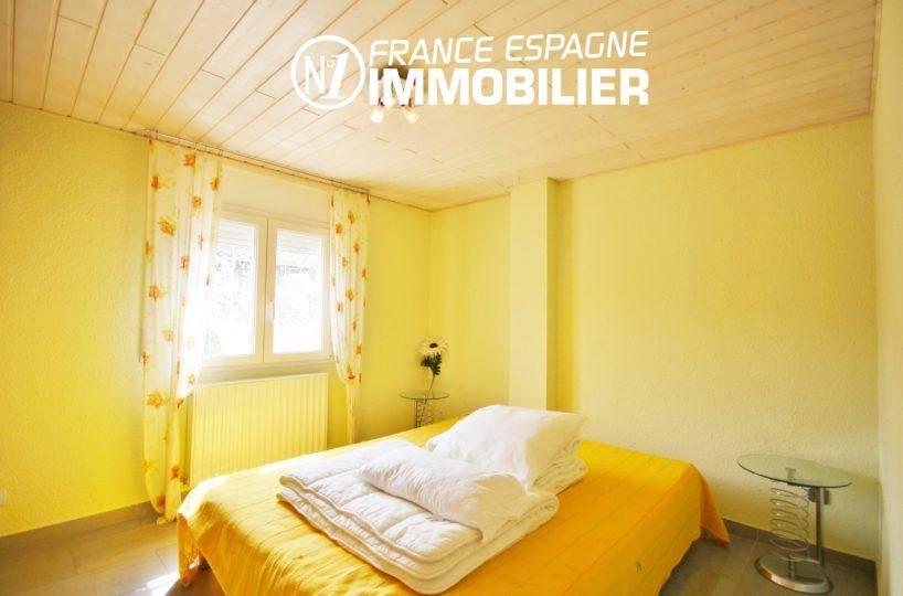 agence immobilière costa brava: villa ref.911, première chambre avec lit double