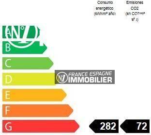 agences immobilieres empuriabrava: appartement ref.3363, bilan énergétique