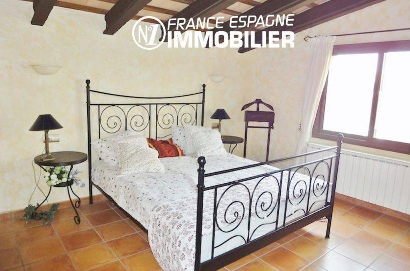 acheter maison espagne costa brava, ref.936, troisième chambre avec lit double