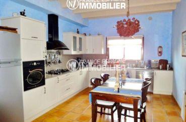 costa brava house: villa ref.936, cuisine américaine indépendante avec rangements