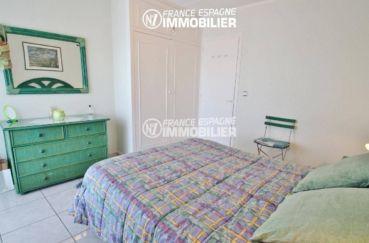 appartement a vendre a rosas, 80 m², première chambre avec placards intégrés