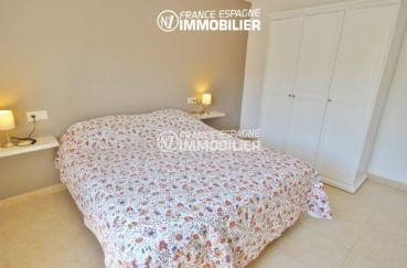 appartements a vendre a rosas, ref.3425, première chambre avec penderie