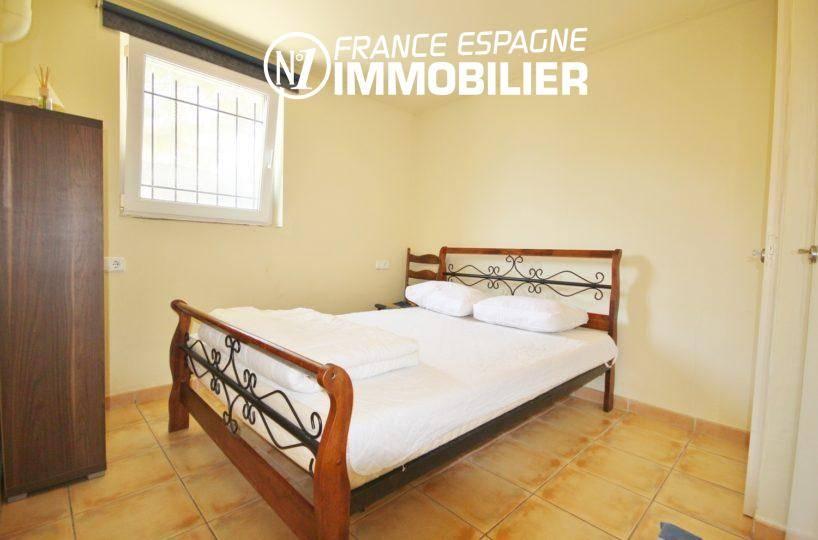 achat immobilier costa brava: villa ref.3402, deuxième chambre avec lit double