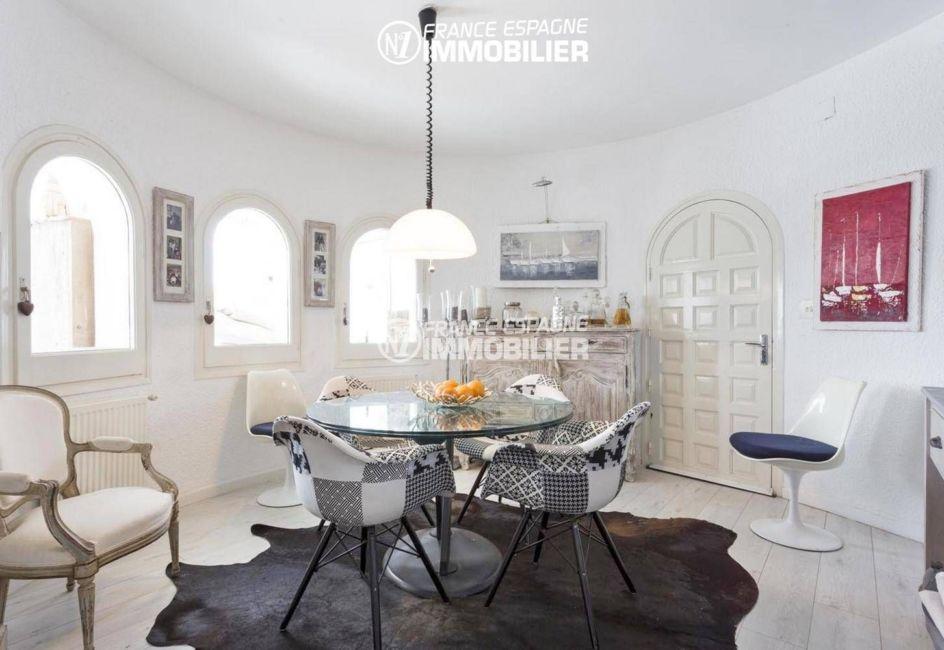 empuriabrava immobilier: villa ref.3405, la salle à manger