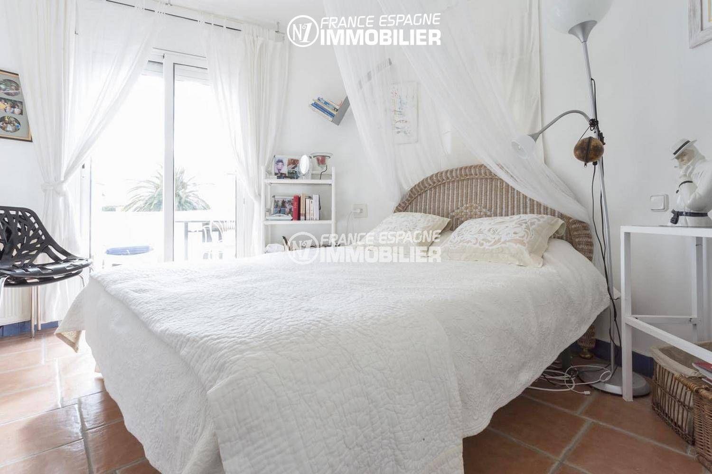 agence empuriabrava: villa ref.3405, seconde chambre sur les 3