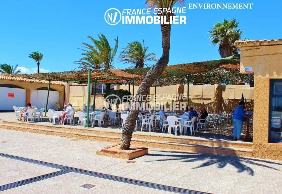 agences immobilieres empuriabrava: villa ref.3405, aperçu des restaurants environnnants