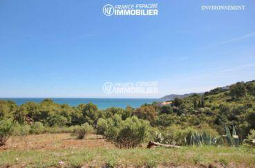 achat costa brava: villa ref.3399, des paysages arborés aux environs