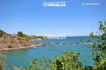 acheter costa brava: villa ref.3399, sublime vue de la mer aux environs