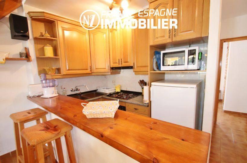 immobilier empuria brava: villa ref.3446, aperçu cuisine américaine