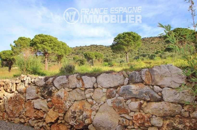vente maison costa brava, ref.3481, aperçu de l'environnement montagnier
