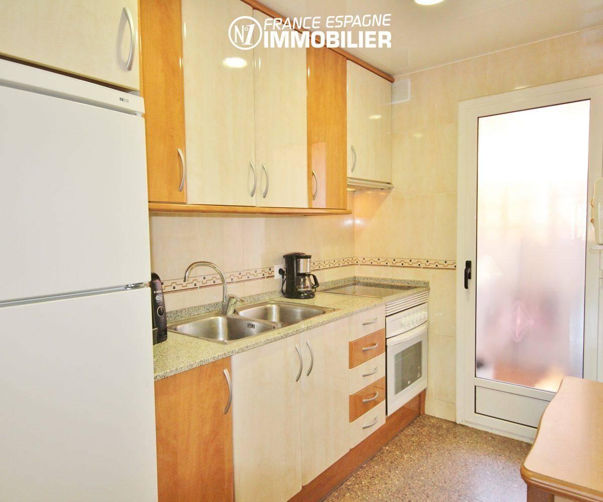 agence immo empuriabrava: appartement ref.3471, cuisine équipée indépendante