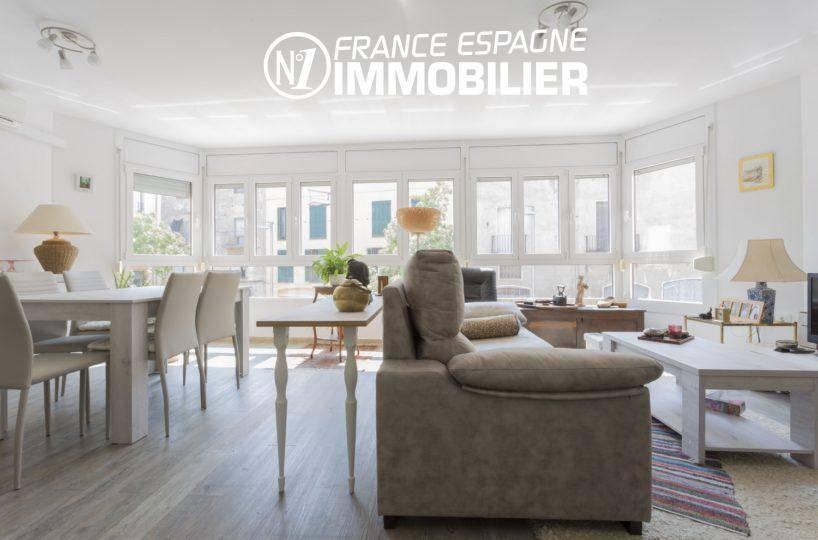 immobilier empuria brava: villa ref.3477, séjour salle à manger