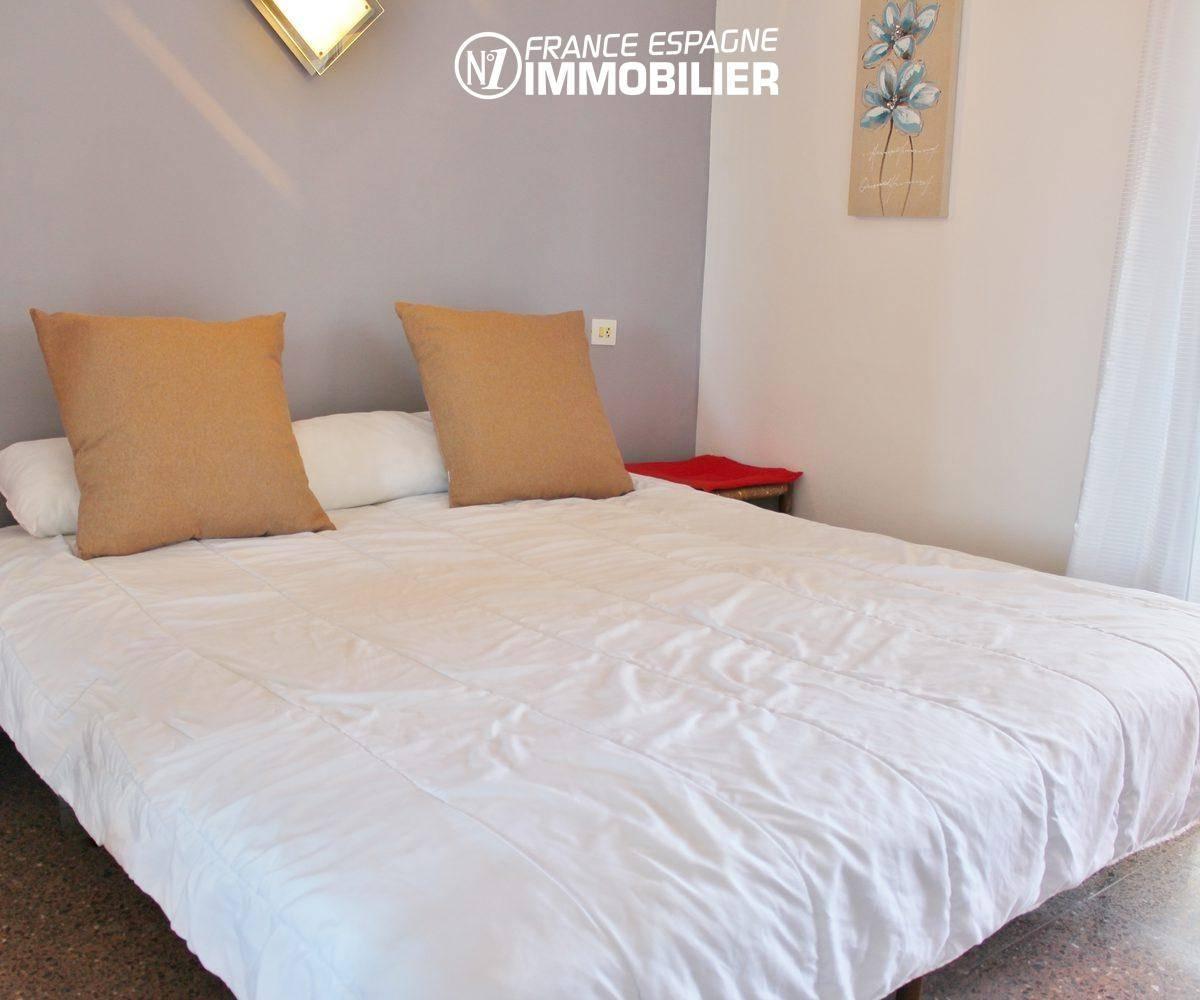 empuriabrava immobilier: appartement ref.3471, chambre 2, lit double