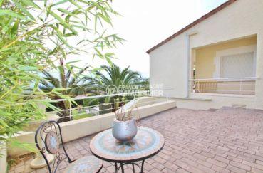 costabrava immo: villa ref.3481, aperçu de la terrasse avec un somptueux paysage vue mer