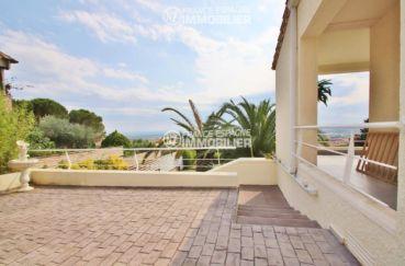 maison a vendre en espagne pres de la frontiere francaise, ref.3481, terrasse sur niveau