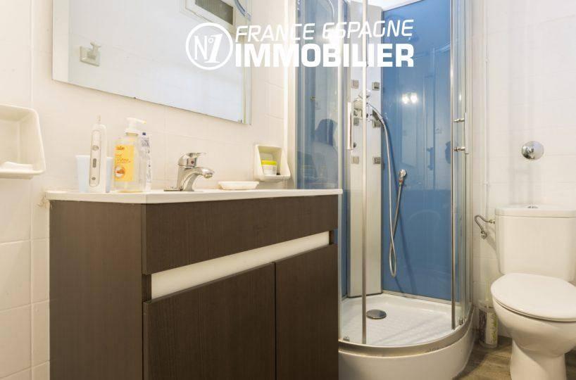 maison a vendre empuriabrava,  ref.3477, salle d'eau avec douche et wc