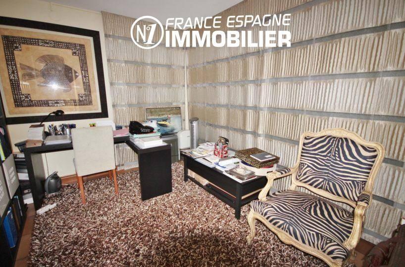 agence immobiliere rosas espagne: villa ref.3466, possibilité bureau avec rangements