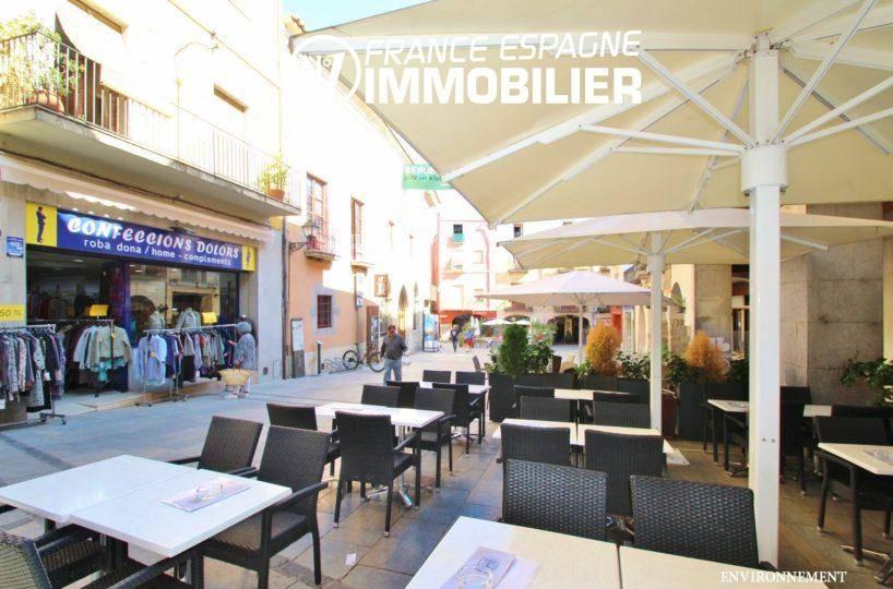 maison costa brava: villa ref.3477, aperçu restaurants & commerces à proximité