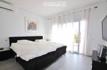 maison a vendre sur la costa brava, ref.3481, chambre 1 avec lit double accès terrasse
