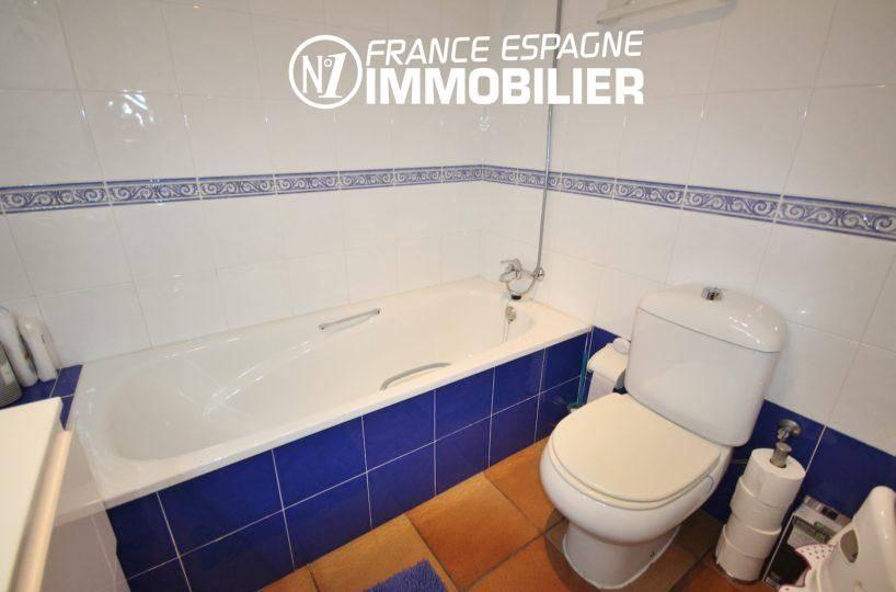 agence immobilière rosas espagne: villa ref.3466, salle de bains avec wc
