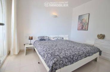 vente de maison en espagne costa brava, ref.3481, chambre de l' appartement indépendant