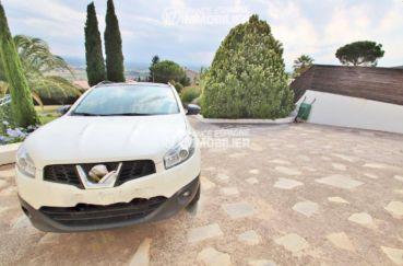 palau saverdera: villa ref.3481, grand parking pour plusieurs voitures