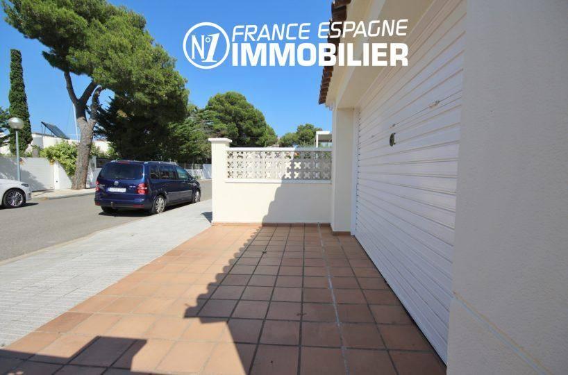 agence immobiliere santa margarita espagne: villa ref.3466, aperçu du garage de 39 m²