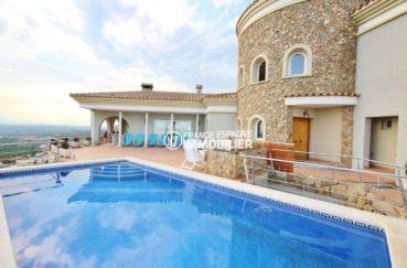 maison a vendre espagne, ref.2364, vue mer, piscine et garage + appartement indépendant