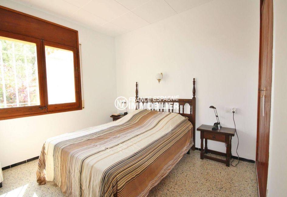 appartements a vendre costa brava, ref.3488, chambre 1 lit double et placards