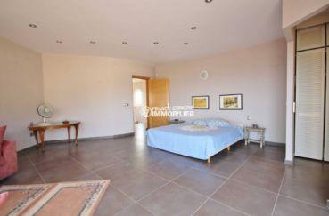 costabrava immo: villa ref.2364, suite parentale avec lit double et rangements