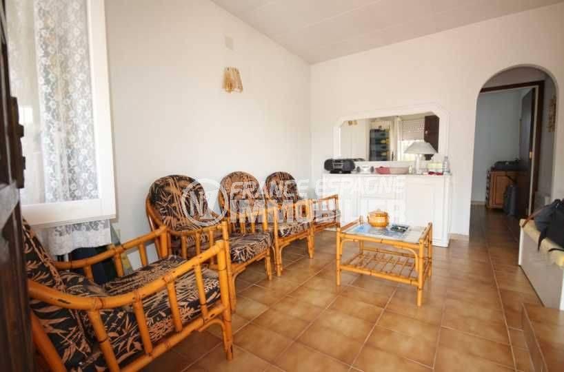 agence immobilière empuriabrava: villa ref.3498, aperçu du séjour