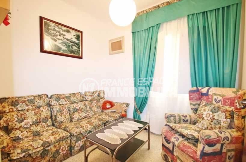 appartement à vendre à rosas espagne, ref.3483, quatrième chambre aménagée espace détente