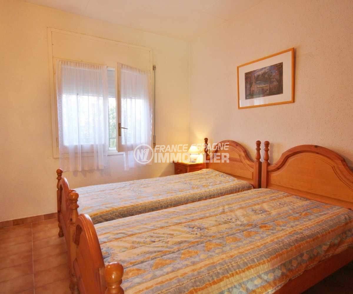 maison a vendre espagne, ref.3498, seconde chambre avec lit double