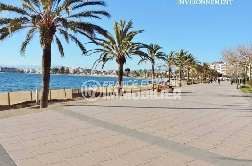 la costa brava: appartement ref.3483, ballade près de la plage environnante