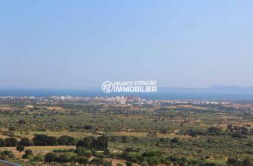 acheter sur la costa brava: villa ref.2364, magnifique paysage depuis la terrasse