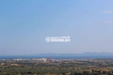 villa a vendre espagne costa brava, ref.2364, vue sur montagnes et mer depuis la terrasse