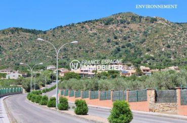 maison a vendre costa brava espagne, ref.2364, aperçu du quartier résidentiel environnant