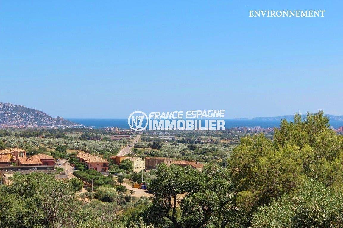maison a vendre sur la costa brava, ref.3501, vue du paysage environnant