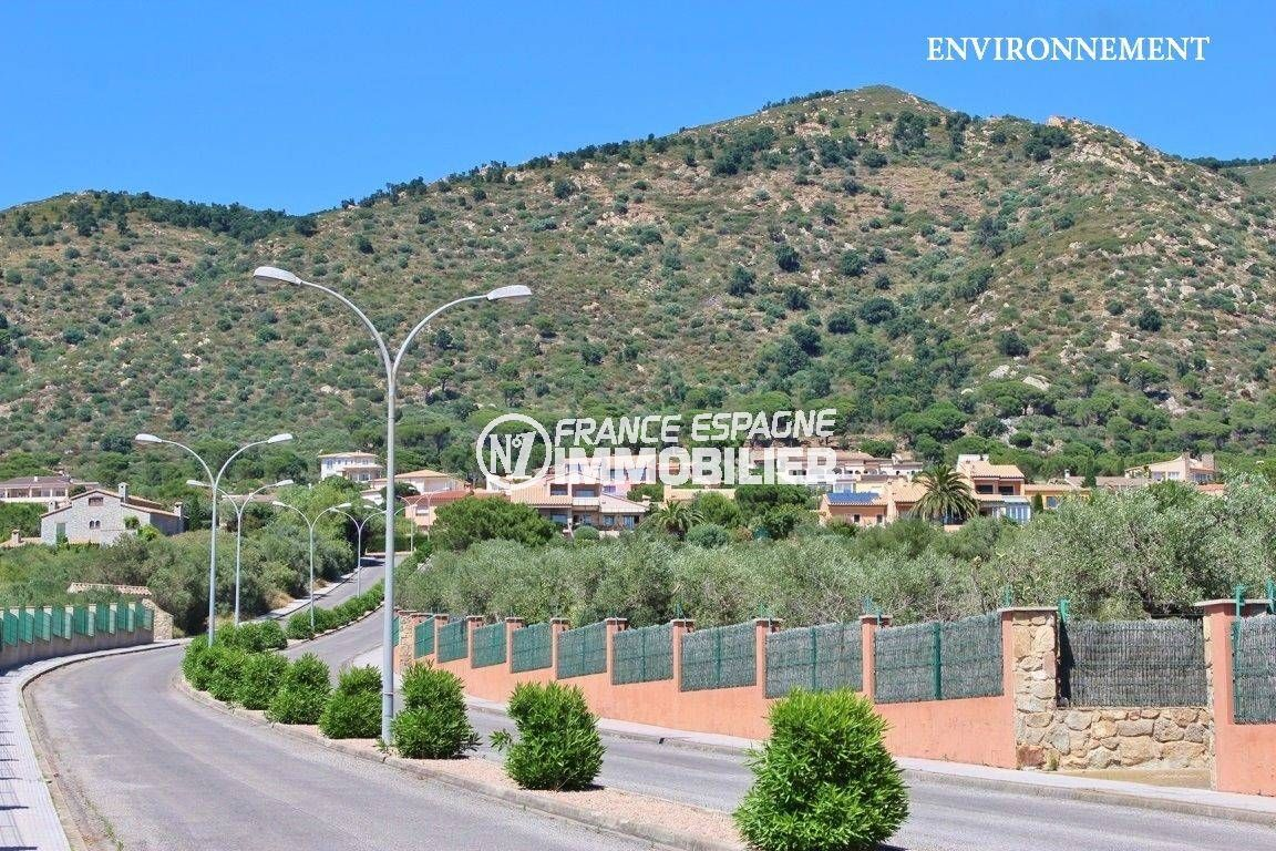 maison a vendre a costa brava, ref.3501, paysage montagneux à proximité
