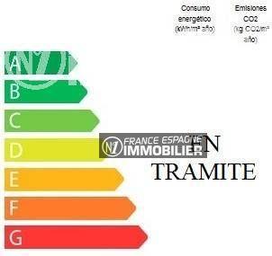 global immo rosas: appartement ref.3483, bilan énergétique en cours