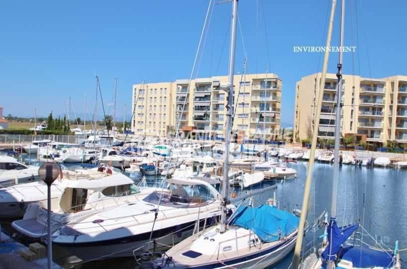 immobilier roses espagne: appartement ref.3497, port de plaisance à proximité