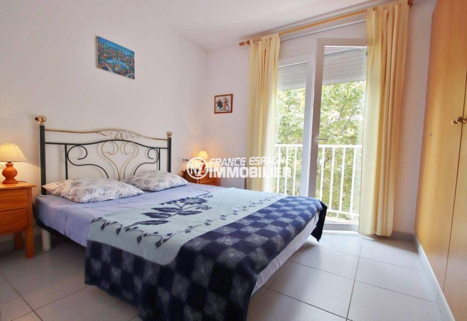 appartement a vendre costa brava, 66 m² proche plage & commerces