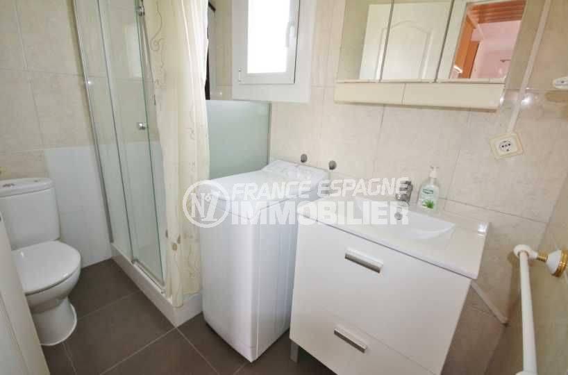 appartements a vendre a rosas,  ref.3493, la salle d'eau