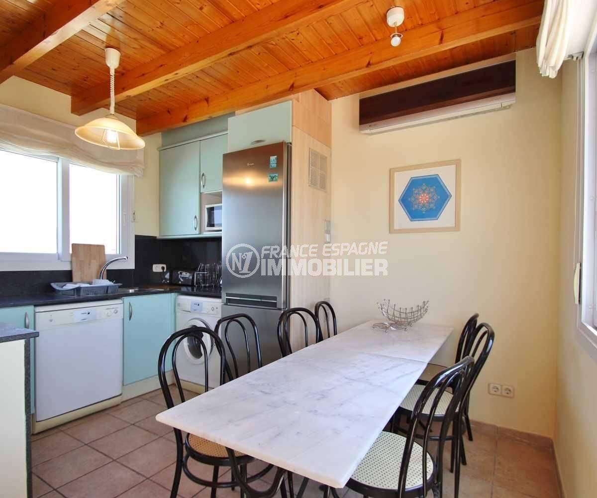 photo cuisine/ salle à manger