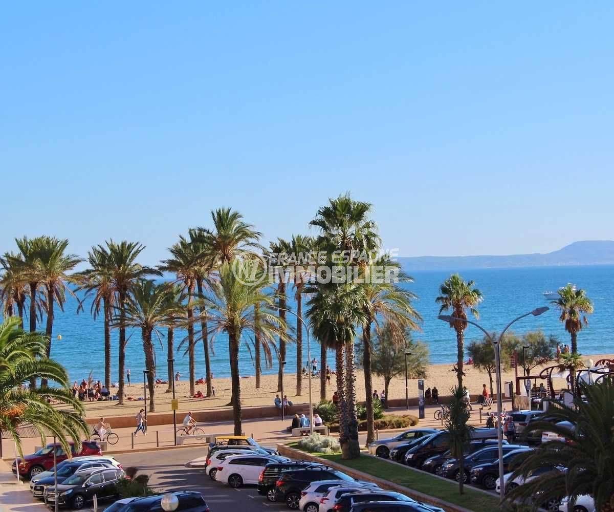 santa margarida appartement vue mer proche plage