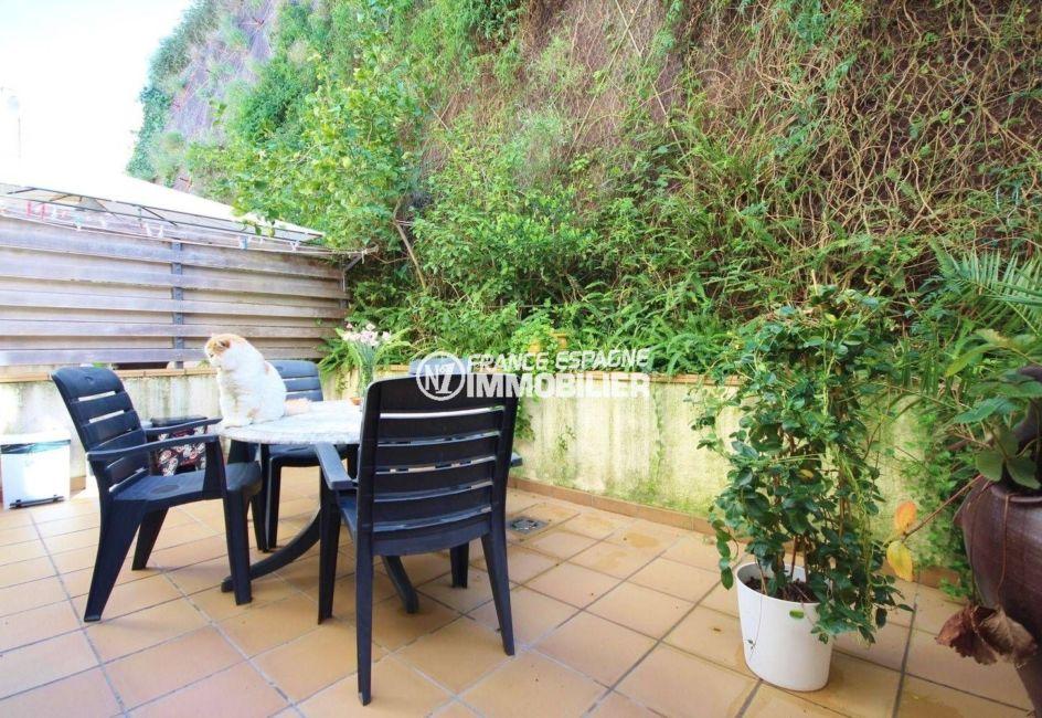 maison a vendre espagne bord de mer, 278 m², terrasse extérieure sans vis-à-vis accès cuisine