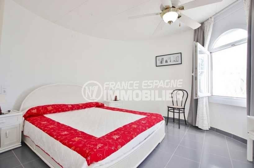 maison à vendre à empuriabrava, ref.3566, première suite parentale avec lit double