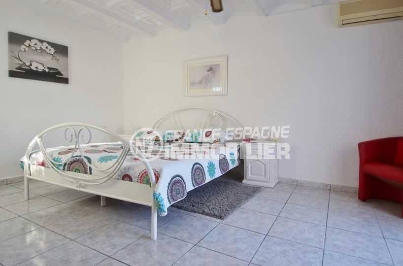 immo costa brava: villa ref.3566, deuxième suite parentale avec lit double